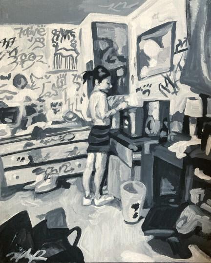 Mikas room