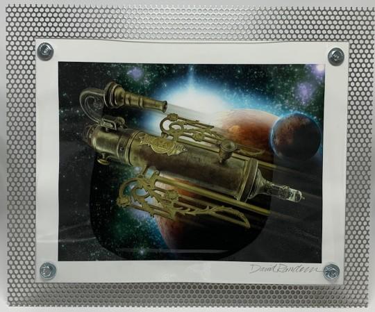 Rocket in Space #2