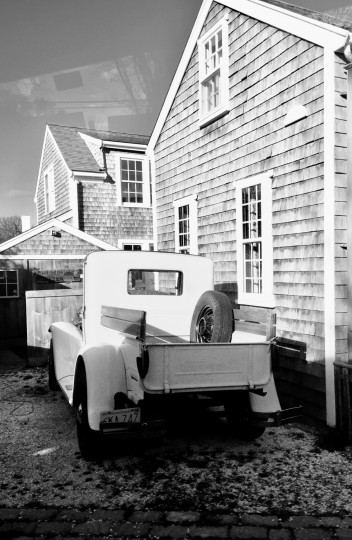 SOMEWHERE TO REST IN NANTUCKET