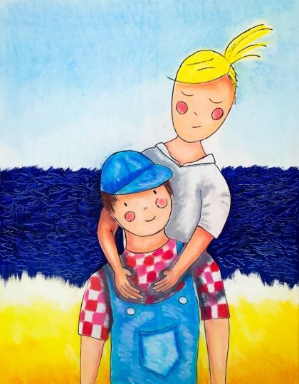 Anna and Vassily