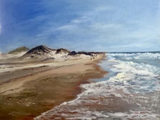 Buxton Beach April