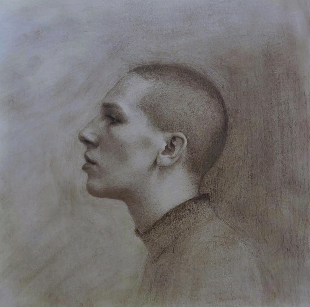 Iona - artwork by miriam baranov: