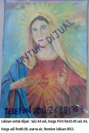 Hati Bonda Maria Tanpa Noda