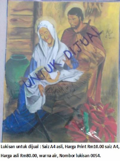 Anak Jesus Dilahirkan