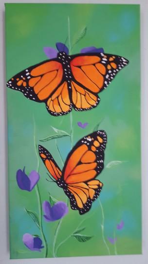 More Monarch's