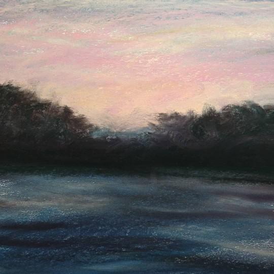 Merrimack River at Dawn
