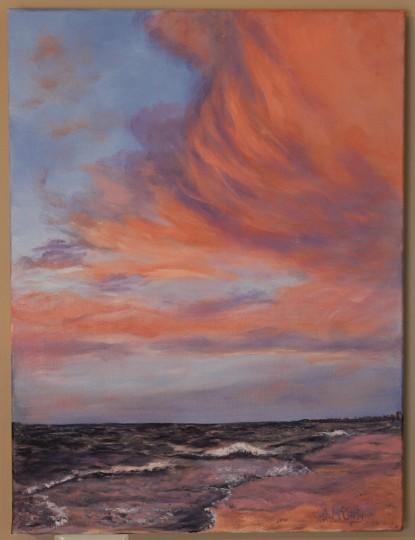 Northwest Reflected Sunset