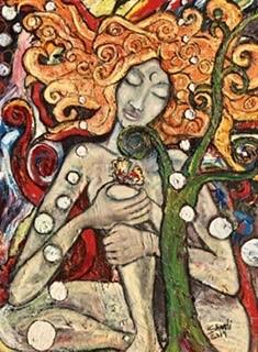 The Goddess of new beginnings