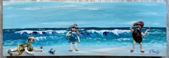 Yaya's Beach Trip