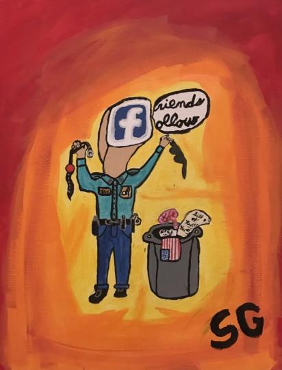 Socially Silenced