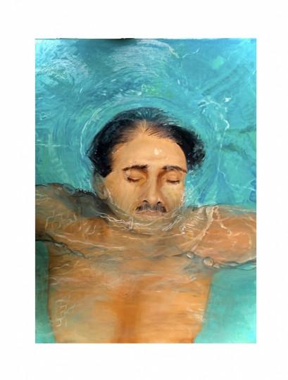 Submerging