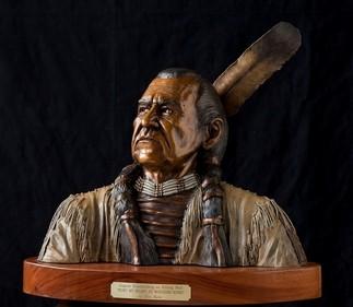 August Schellenberg as Sitting Bull