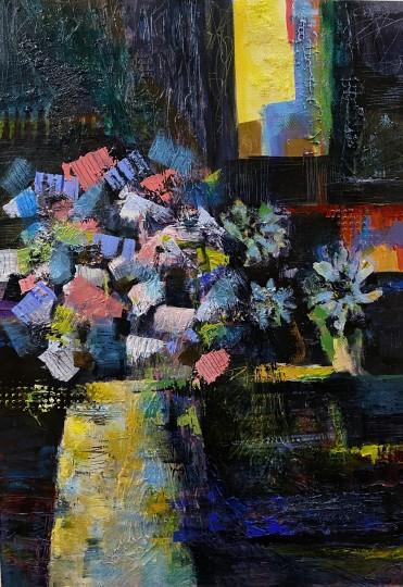 Floral Study no12