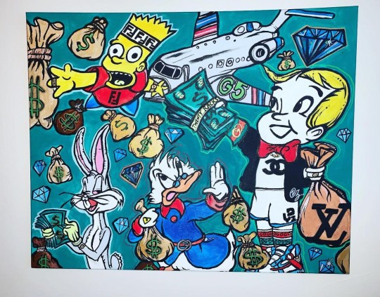Desmond Noland Art