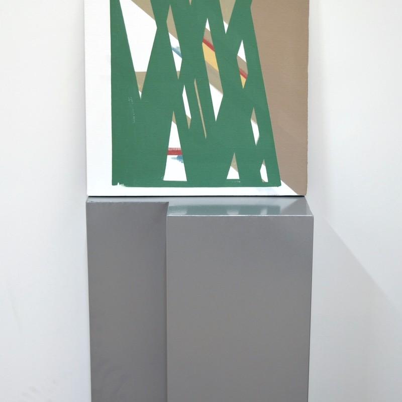 Beth Shipley Artist Studio View