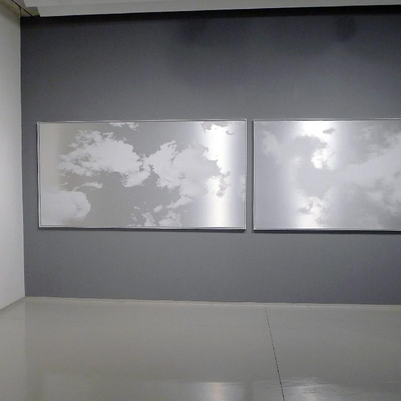 Miya Ando Artist Studio View
