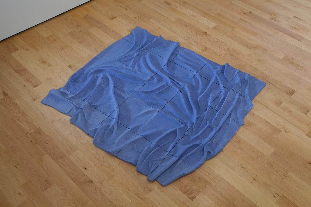 Artwork – Blue Blanket, 2014