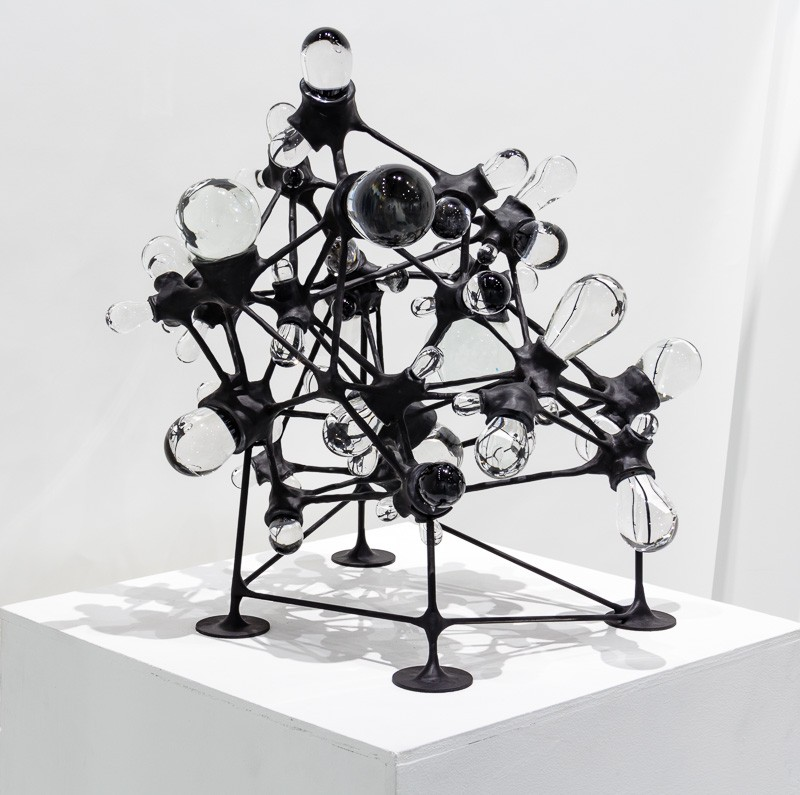 Artwork – Lens Cluster, 2017