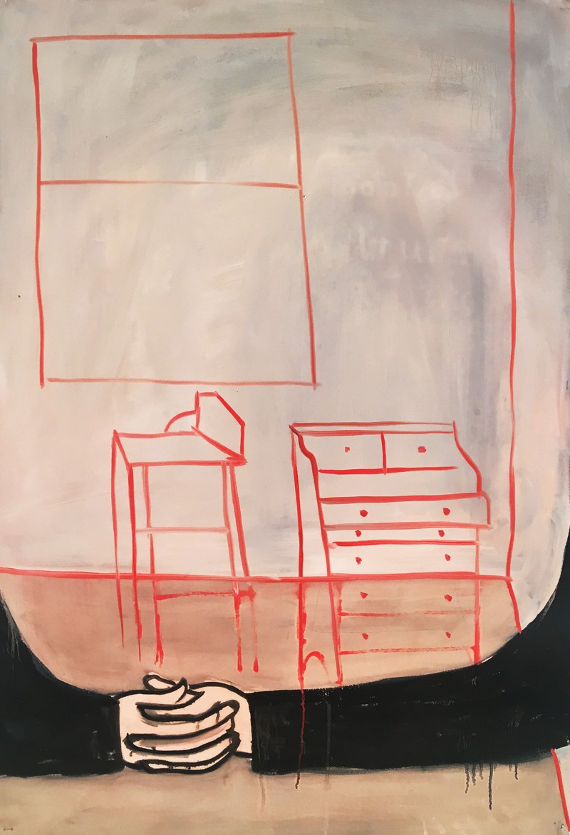 Artwork – When I talk About Home I Don't Mean the Furniture, 2018