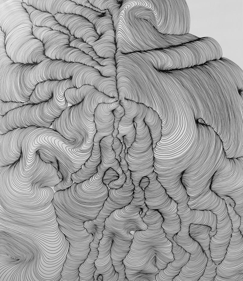 Artwork – Mount Shasta, 2017
