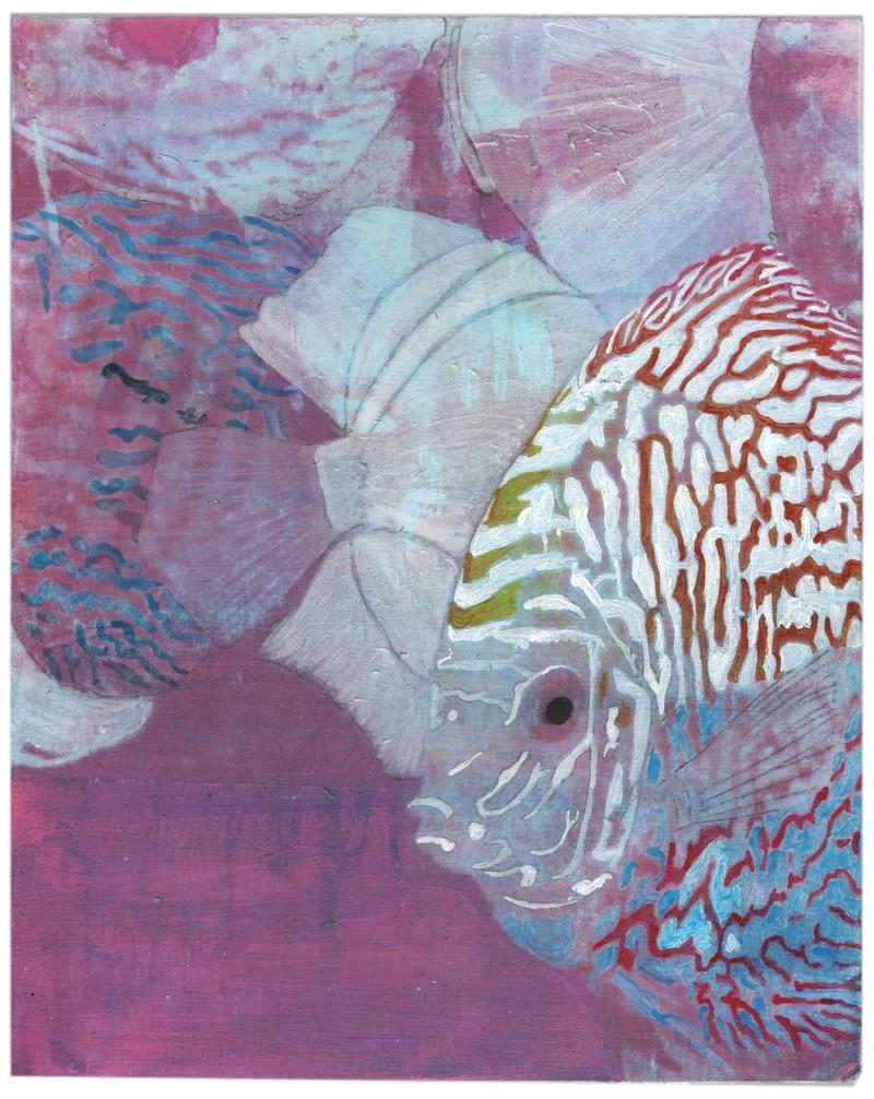 Artwork – NATHAN KOENIG  :  Montclair Maharaja, 2020