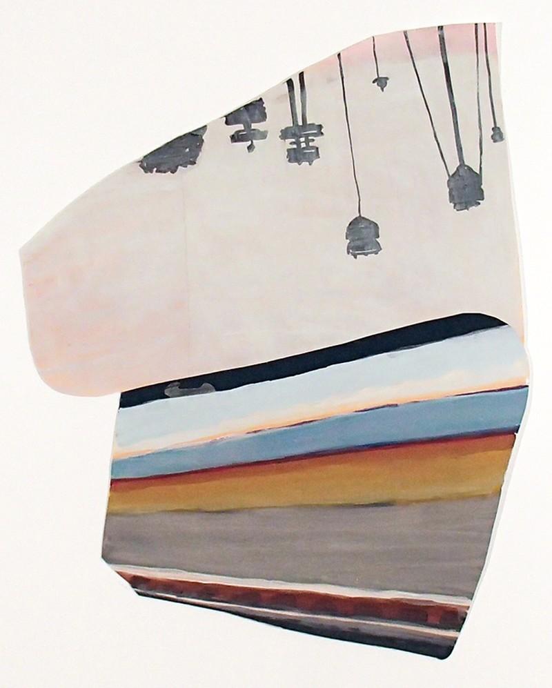 Artwork – LA Skyline, 2015