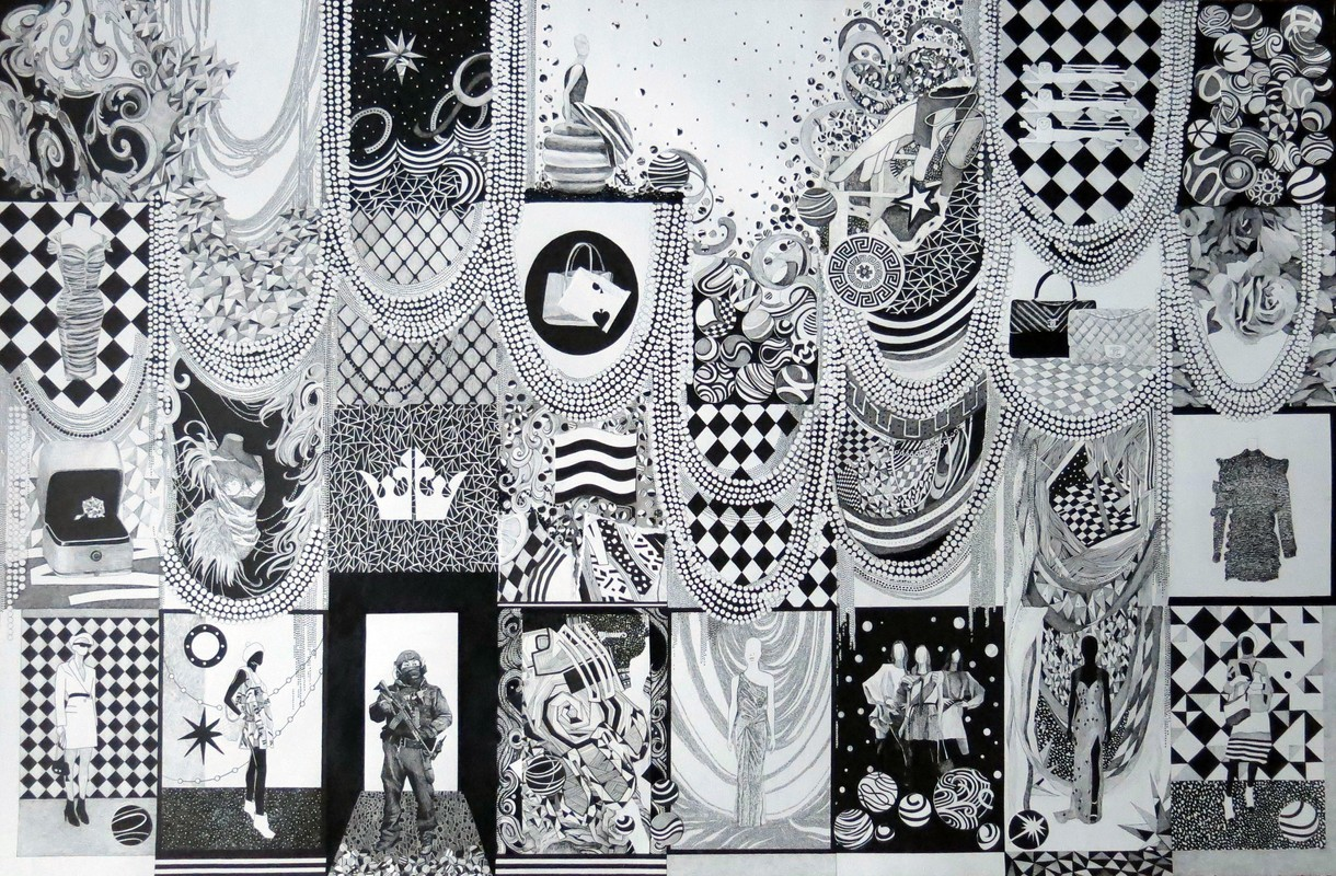 Artwork – Fifth Avenue, 2019