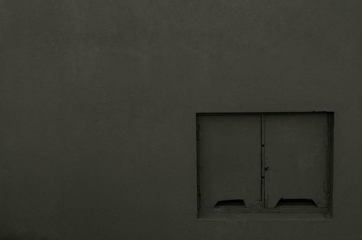 Artwork – Dark Grey Enclosure, 2015
