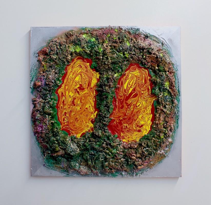Artwork – Hot Trash, 2019