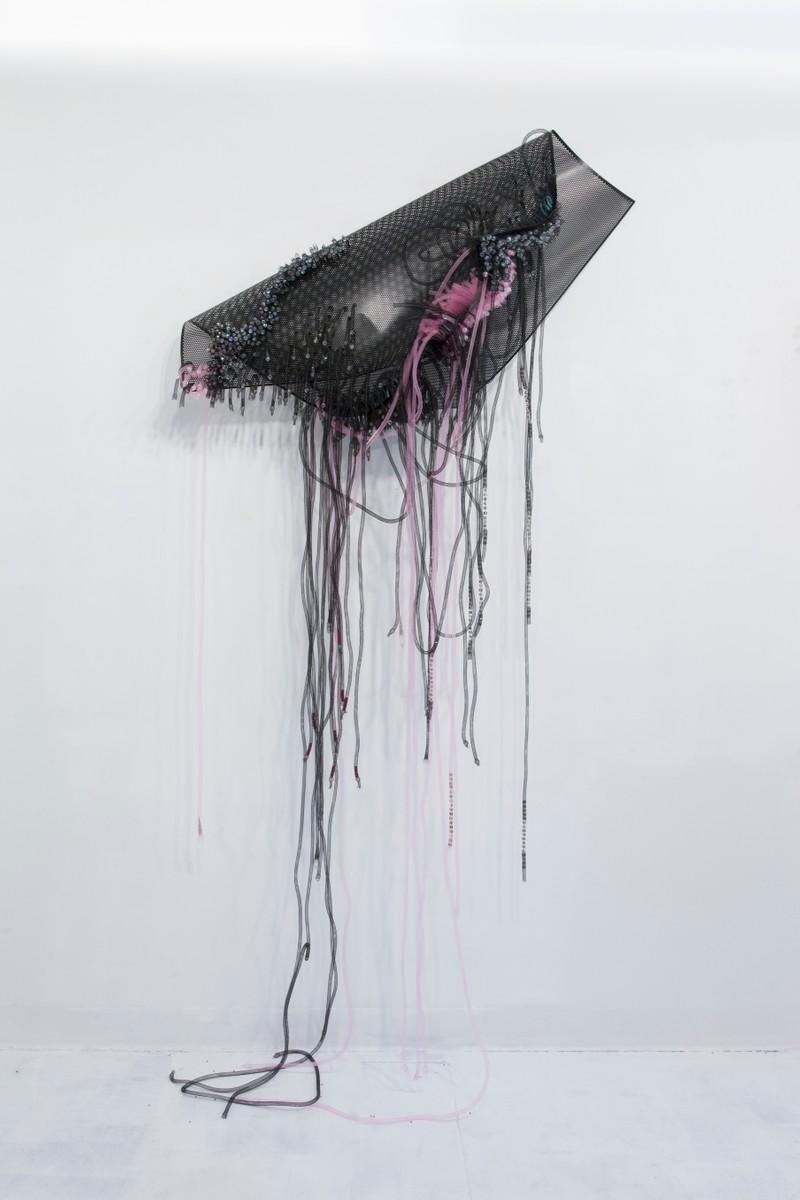 Artwork – Sadia Fakih, It_s Winking At You, 2019
