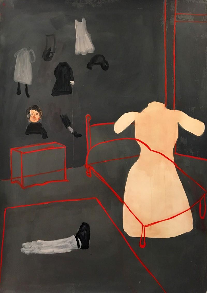 Artwork – Bedroom, 2018