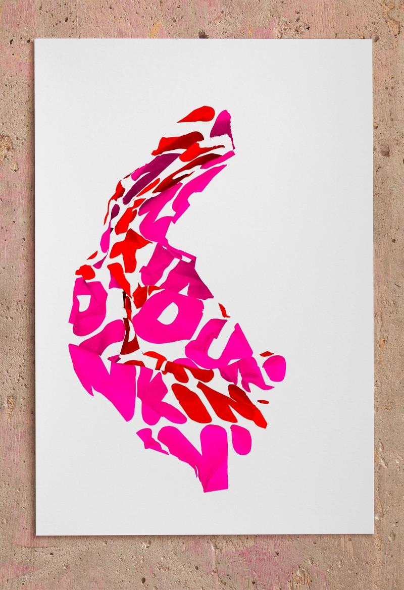 Artwork – D' D-E, 2020