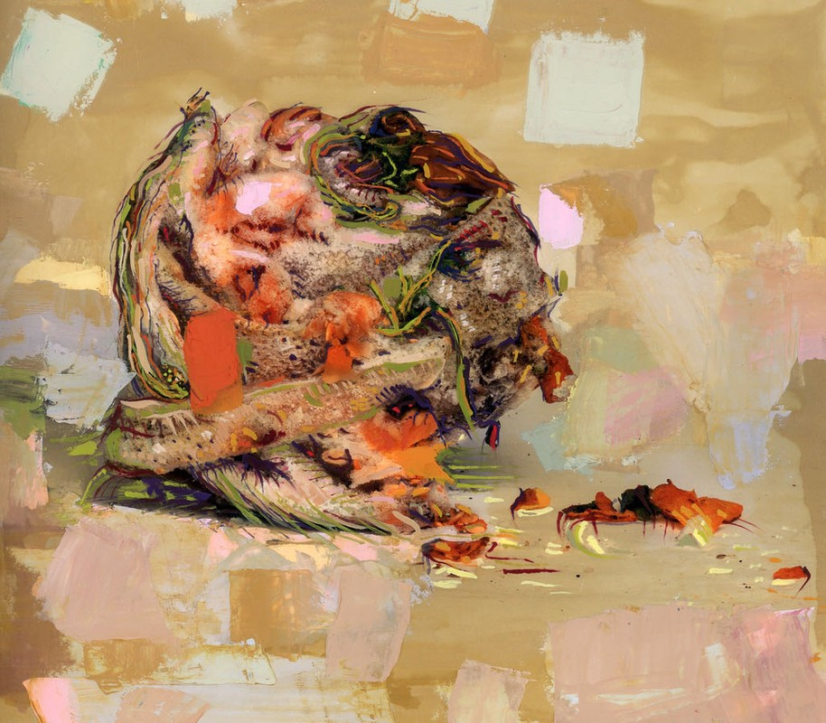 Artwork – Compost/Composed - Melon Ball, 2021
