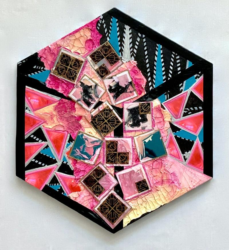 Artwork – Hexagon no.1, 2018