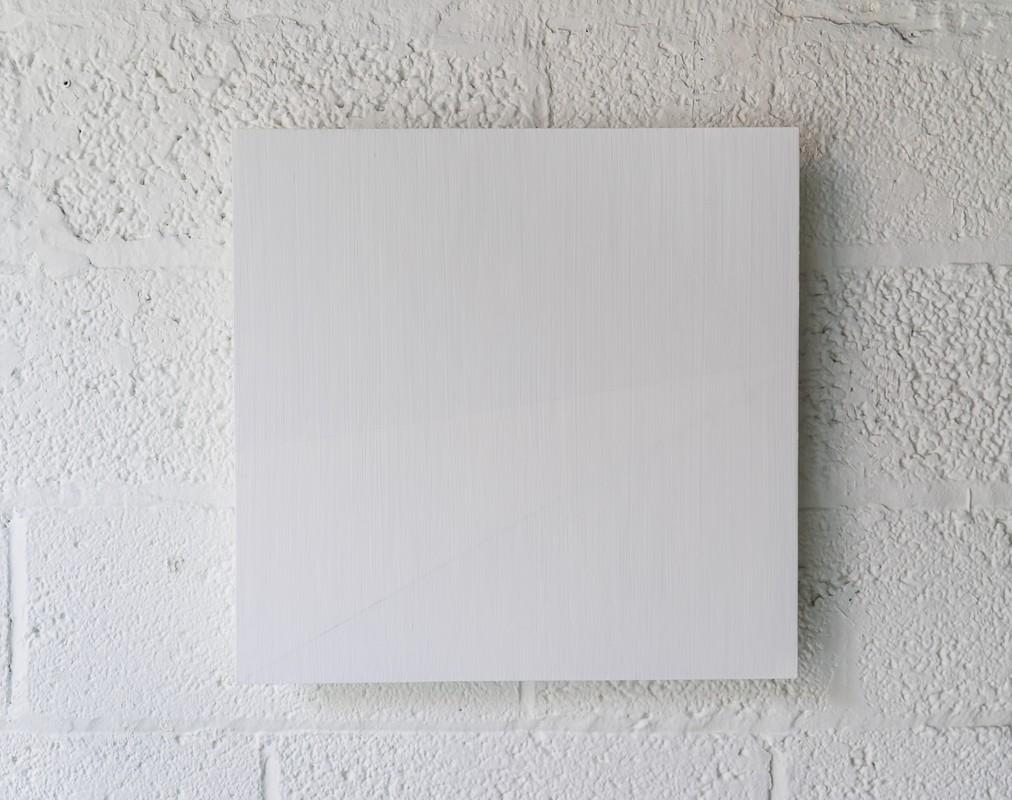 Artwork – Rational Wedge 11:8 (White), 2017