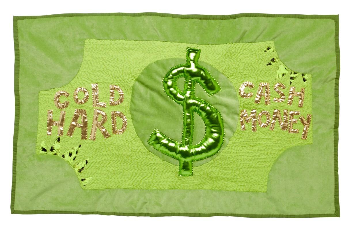 Artwork – Cold Hard Cash Money, 2018