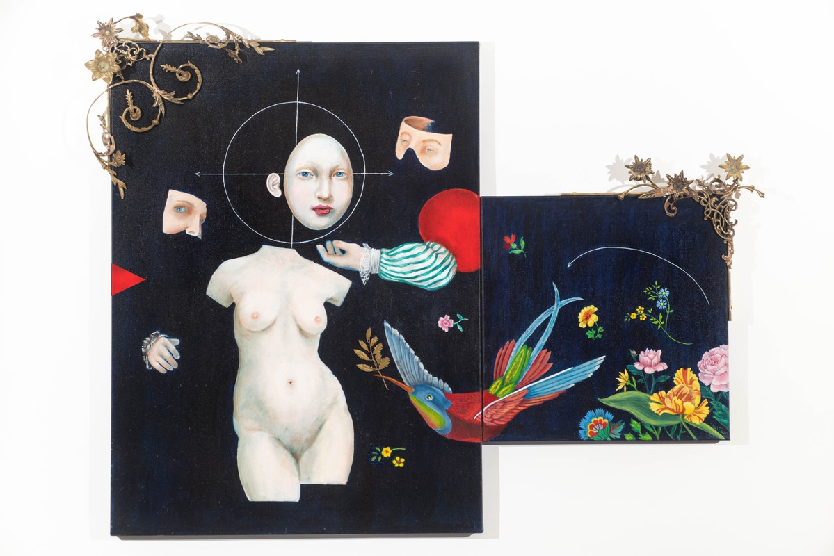 Artwork – The Annunciation, 2019