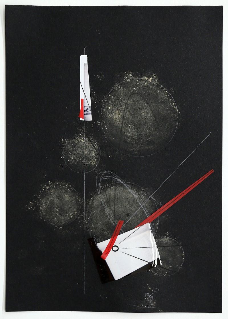 Artwork – Star Ashes no. 11, 2020