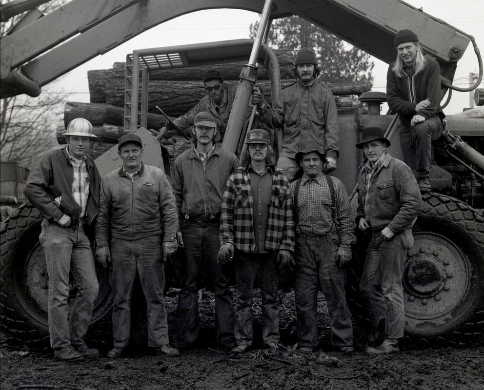 Artwork – Crew, Simon's Mill 1976, 1976