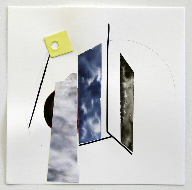 Artwork – Untitled (Mirror Void), 2019