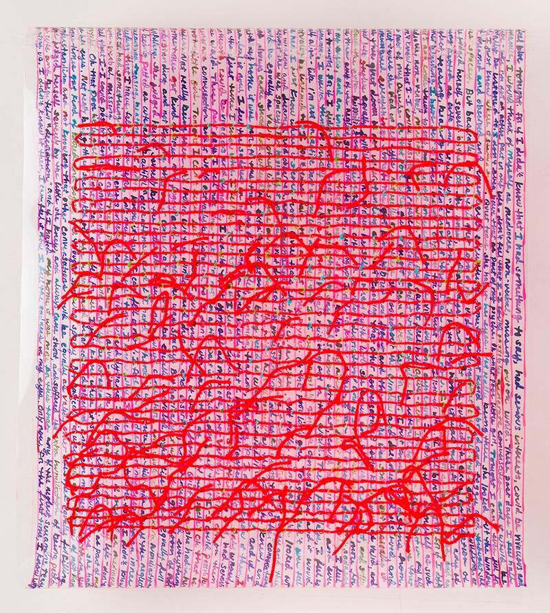 Artwork – Perpendicular Messages, 2019