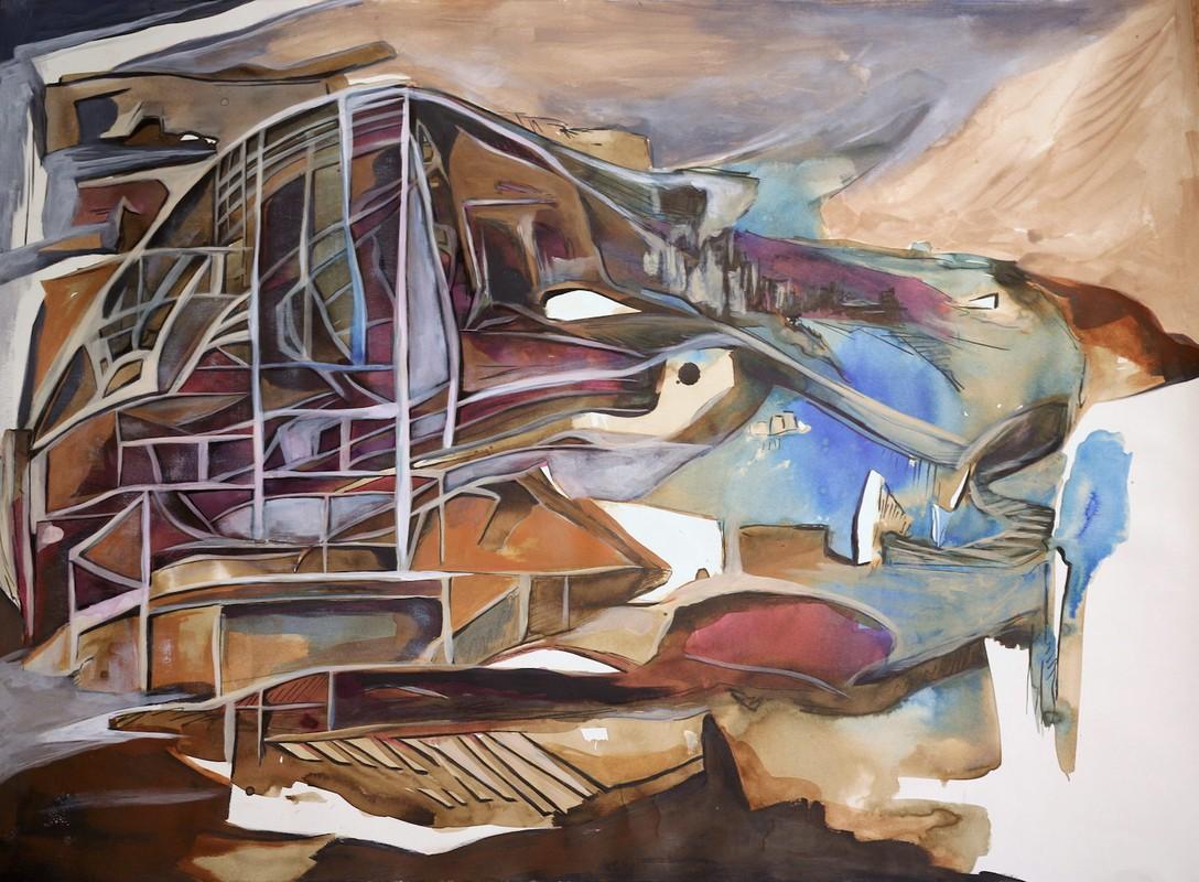Artwork – Glass City, 2014