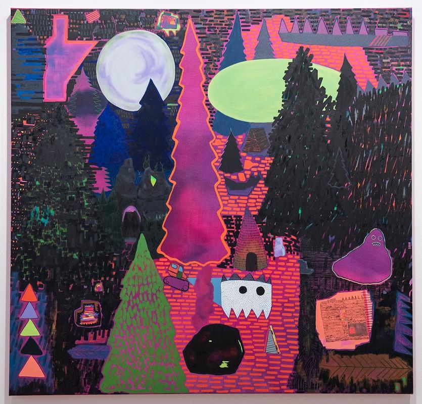 """Artwork – Annie Ewaskio """"Markland"""", 2020"""