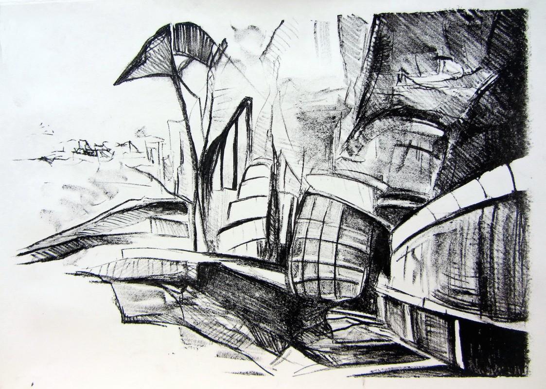 Artwork – Emergence #2, 2013