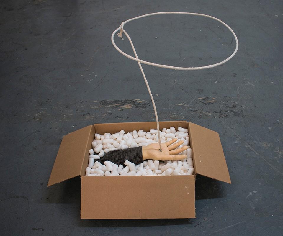 Artwork – Stigmata, 2019