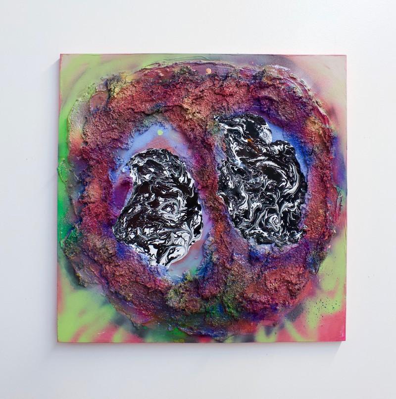Artwork – Swirly Girly, 2019