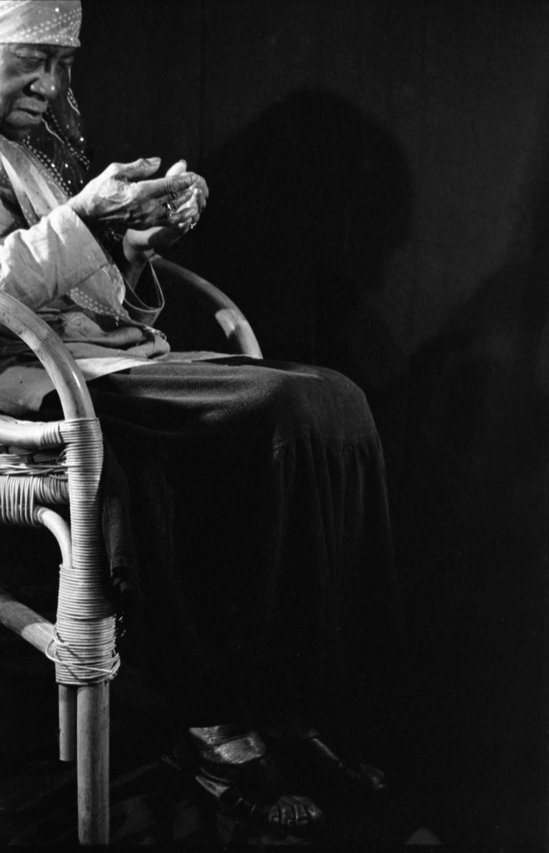 Artwork – As the Veil Turns: Karima, 2007