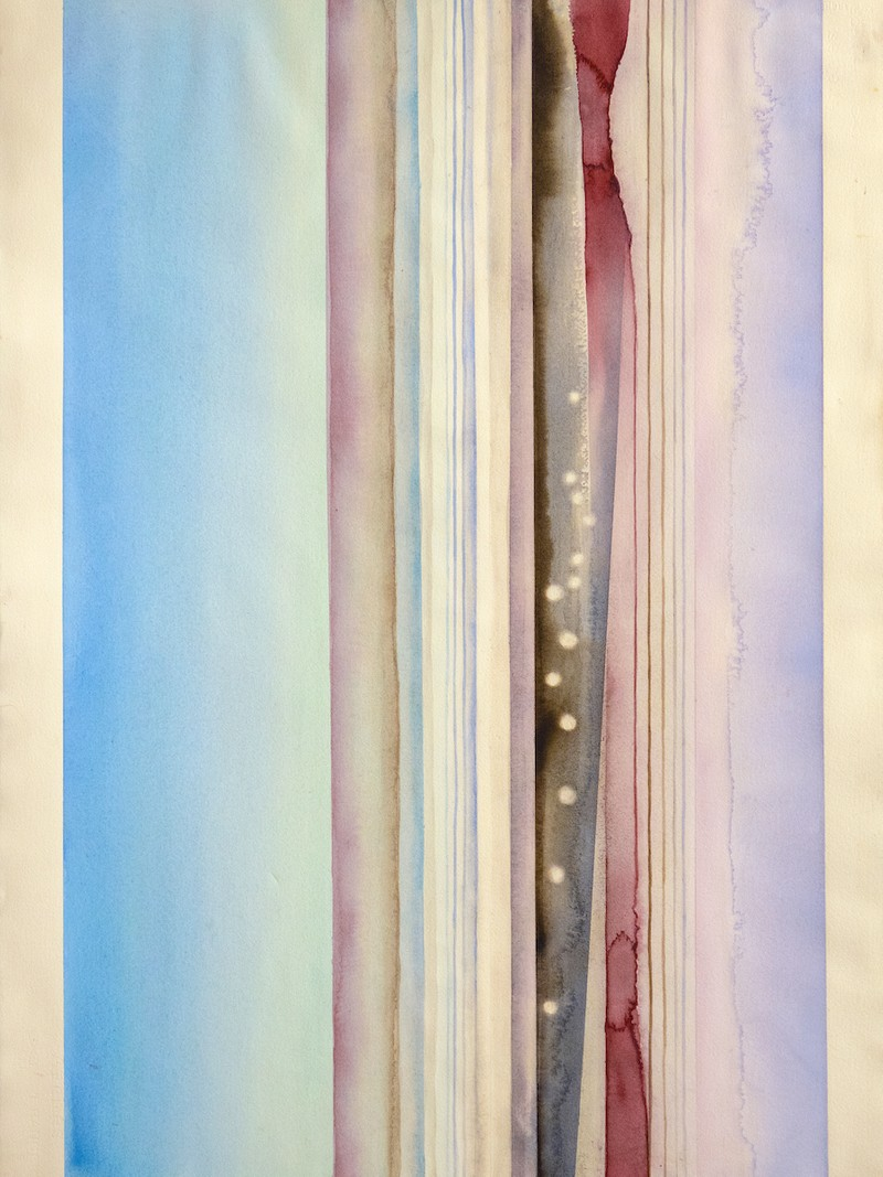 Artwork – 704 Edge of Blue, 2020