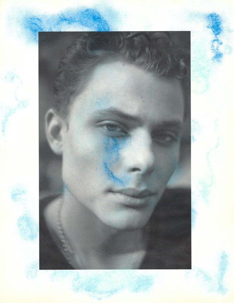 Artwork – Pierce I (Blue Series), 2020