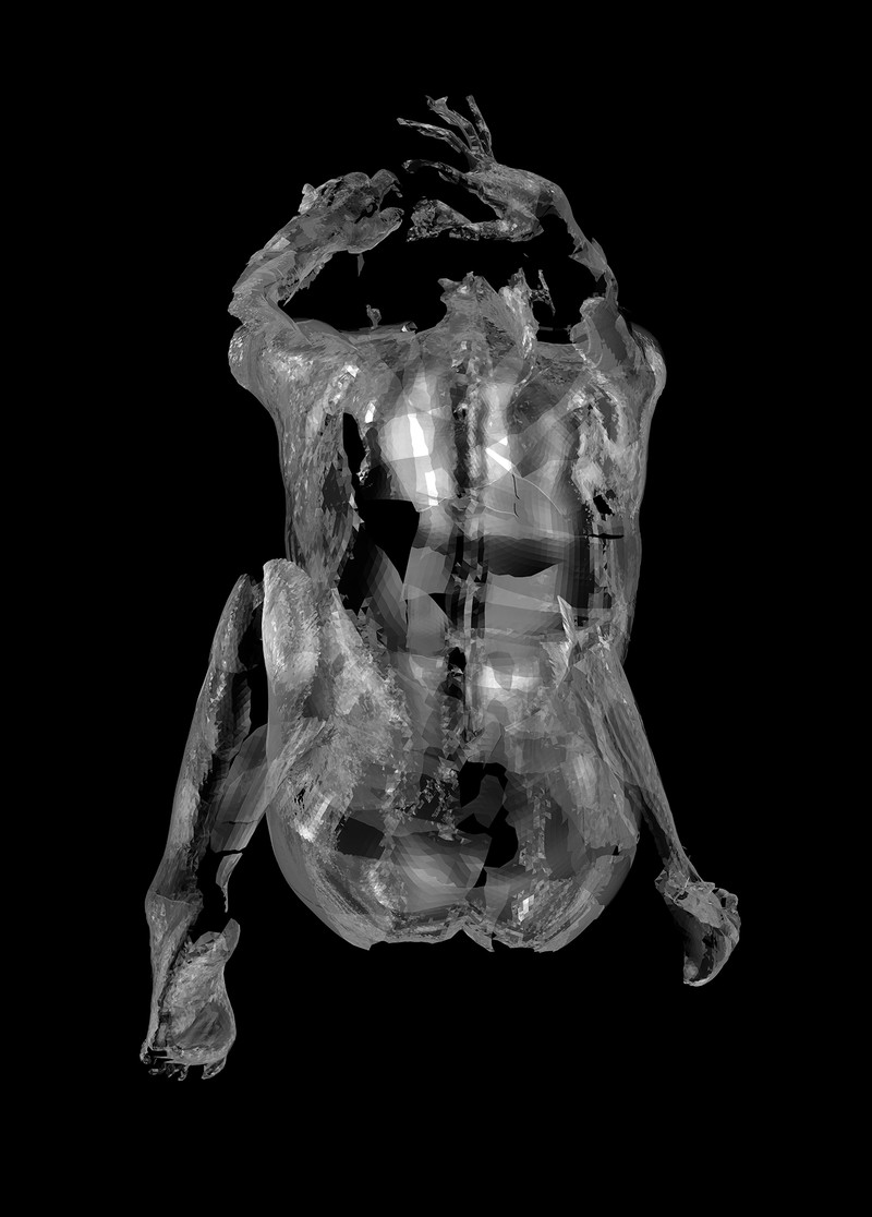 Artwork – The Divers: A VIII, 2021